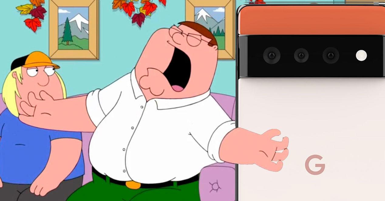 peter pixel 6