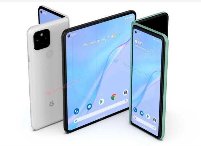 Foldable Google Pixel
