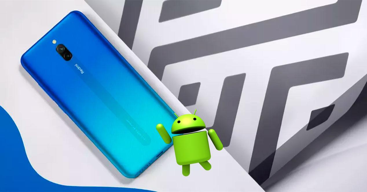 Android 11 Redmi 8