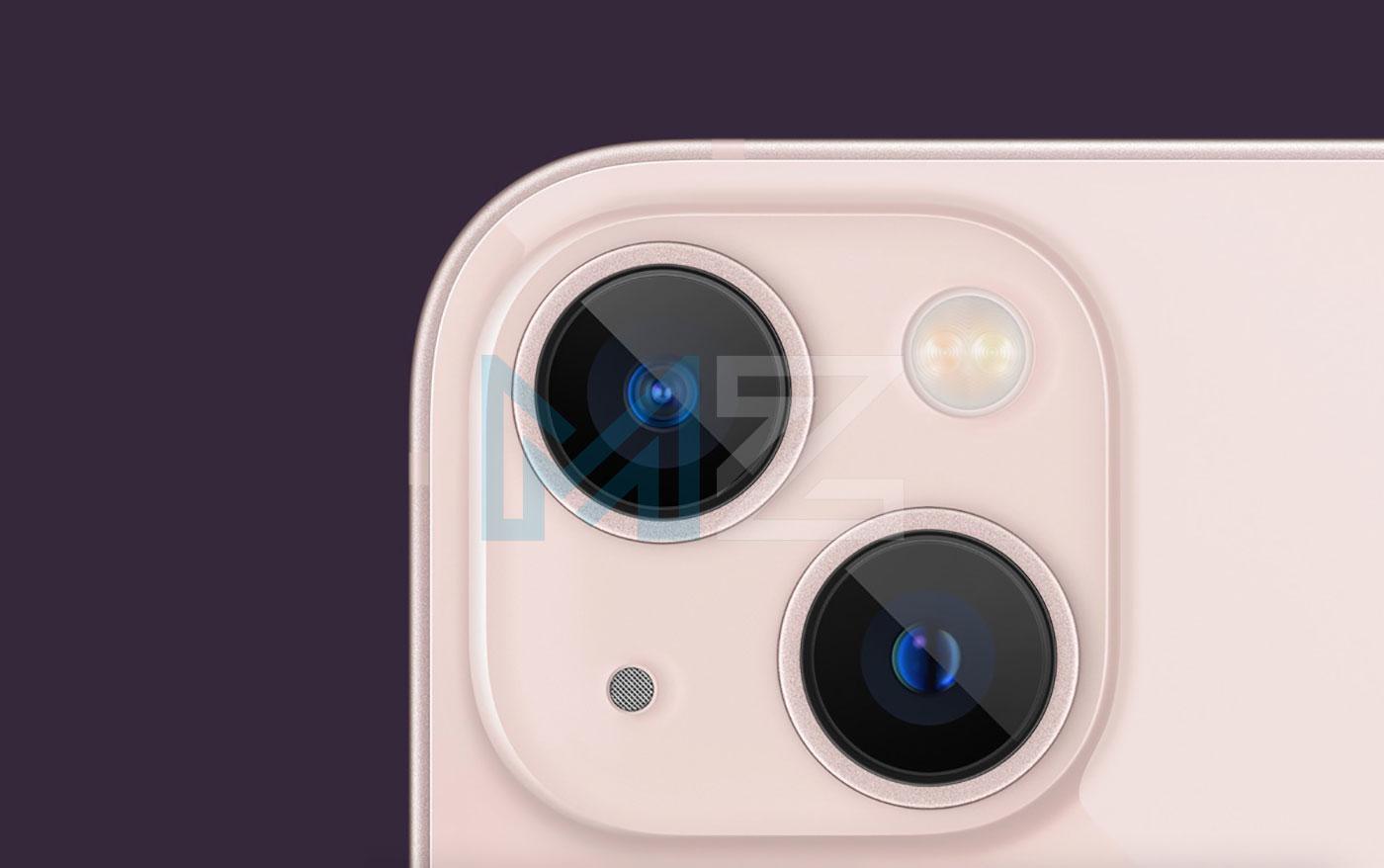 iPhone 13 cámara