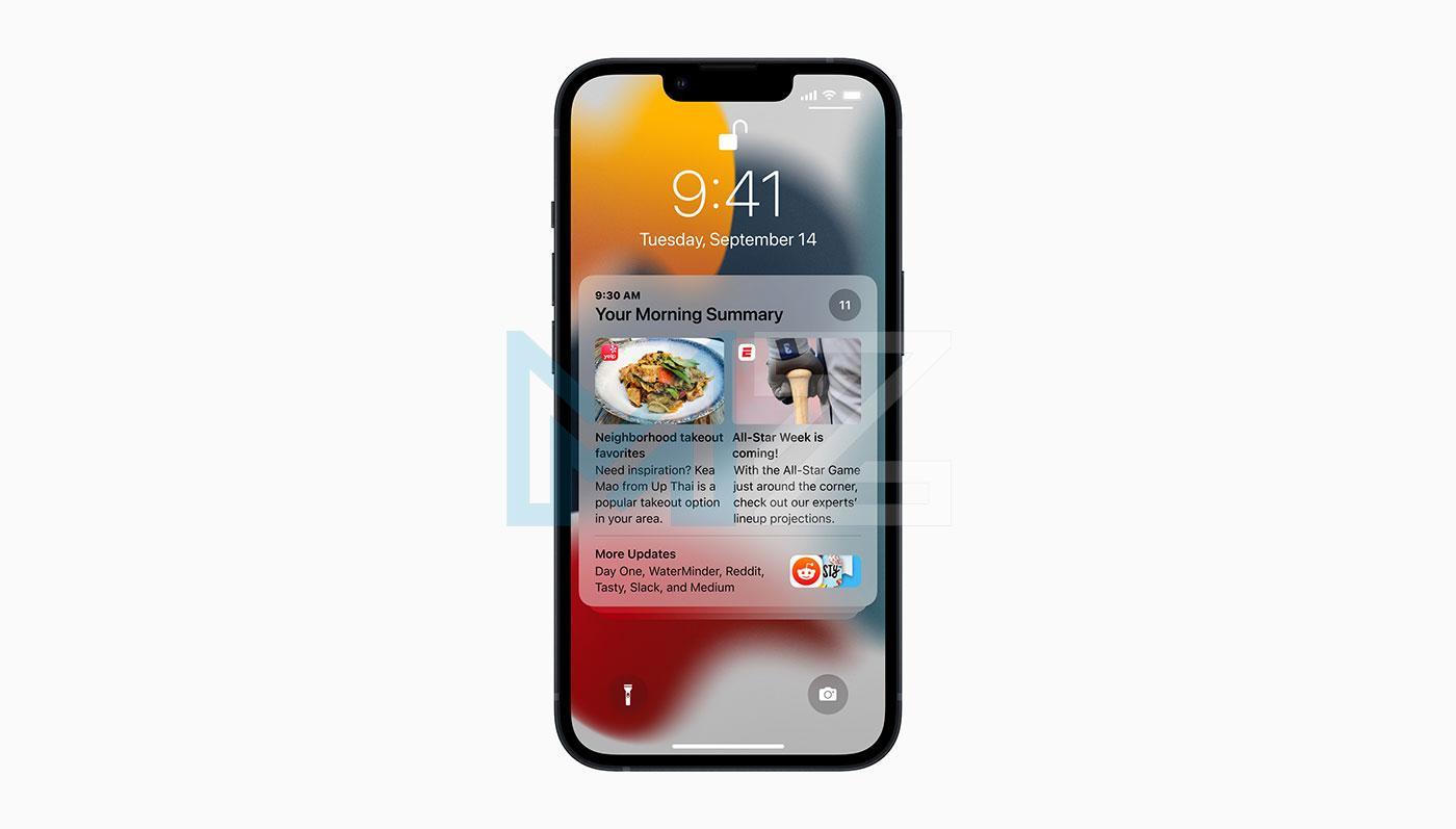 iPhone 13 pantalla