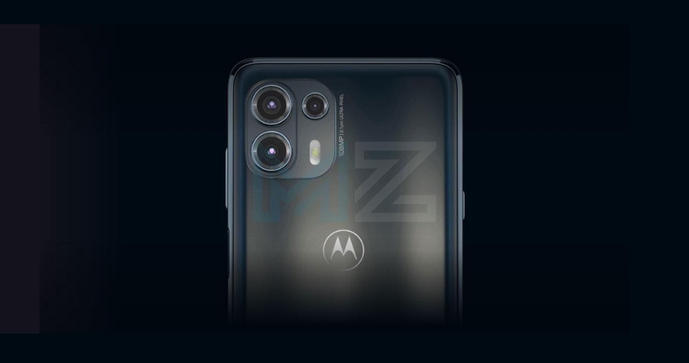 Motorola Edge 20 Lite cámaras