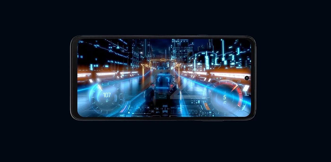 Motorola Edge 20 Lite rendimiento