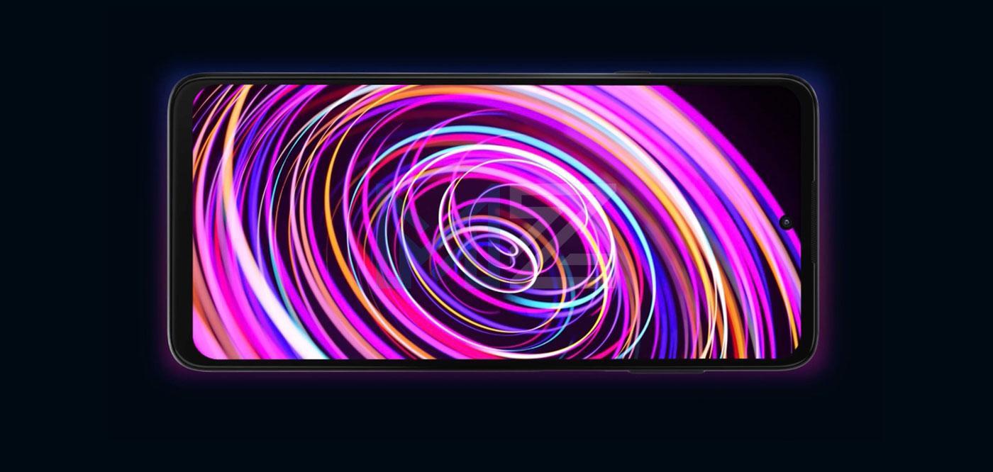 Motorola Edge 20 Lite pantalla