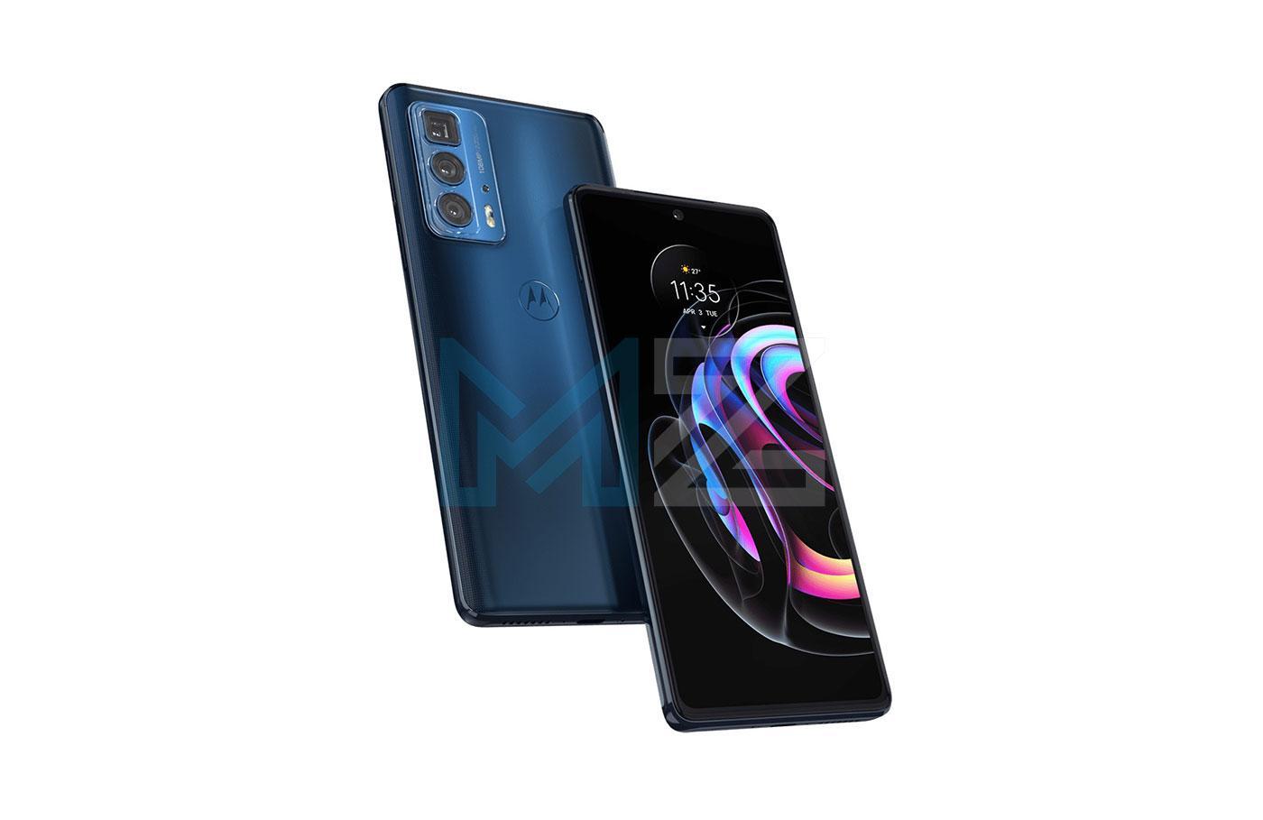 Motorola Edge 20 Pro diseño