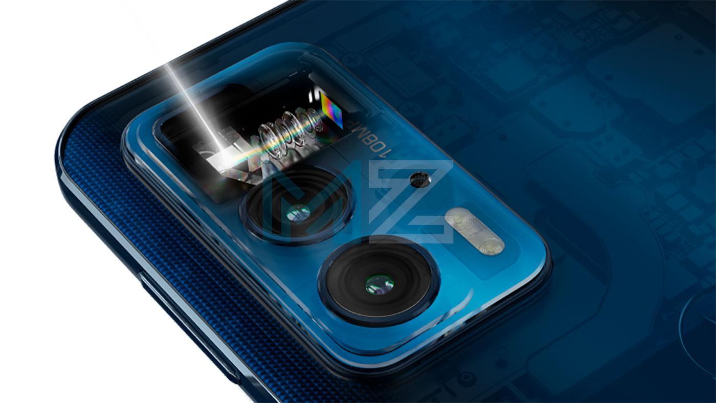 Motorola edge 20 pro cámara