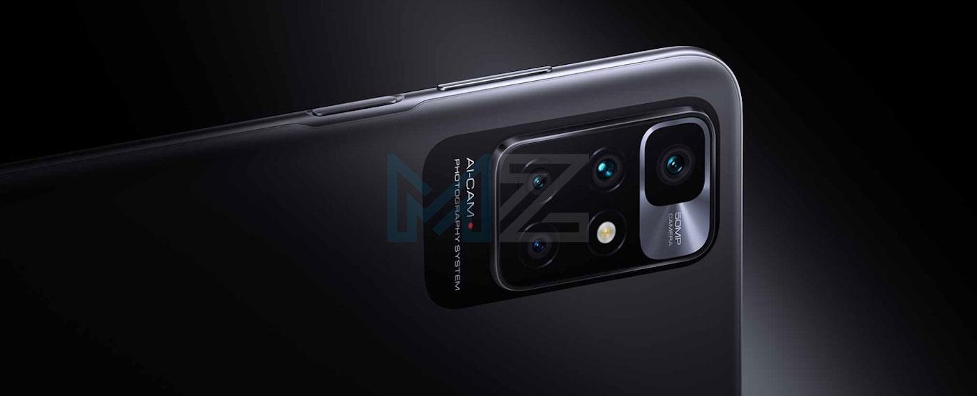 Redmi 10 Prime cámara