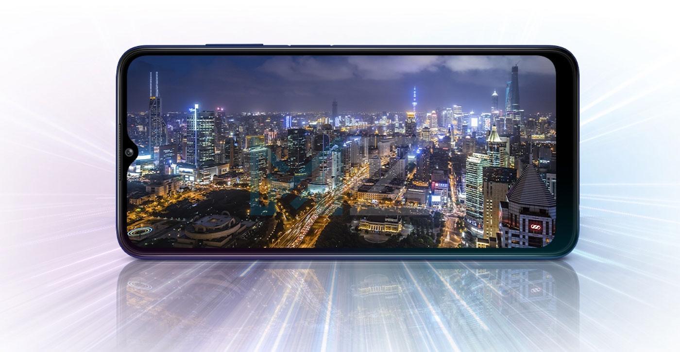 Samsung Galaxy A03s pantalla