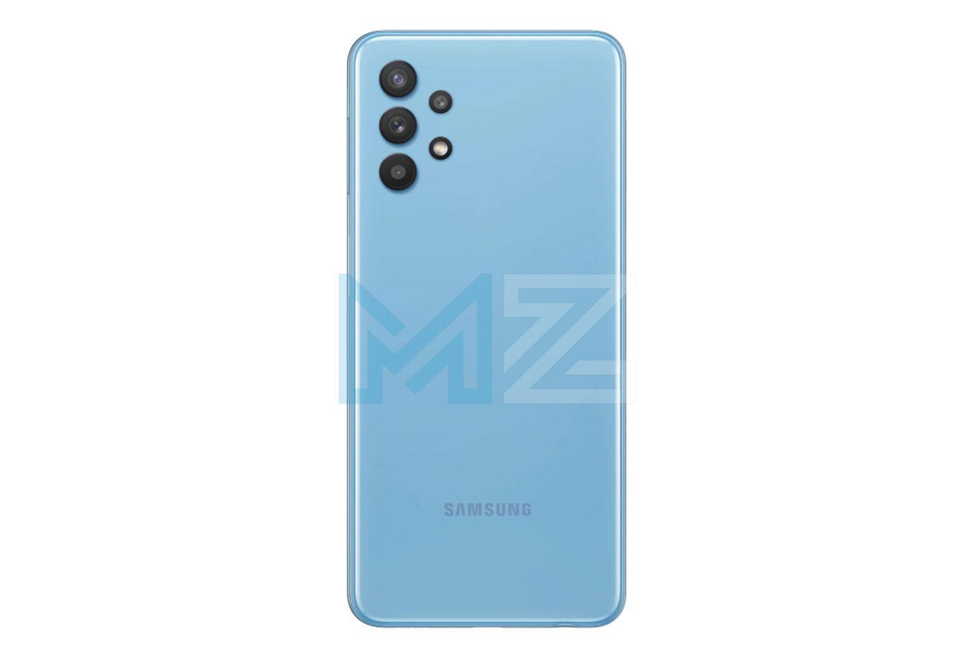 Samsung Galaxy M32 5G azul