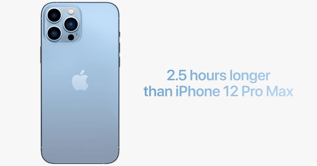 bateria iphone 13 pro max