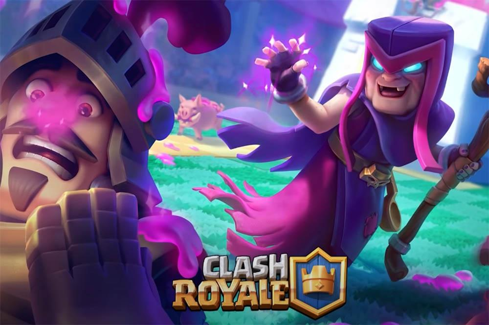 Bruja madre Clash Royale