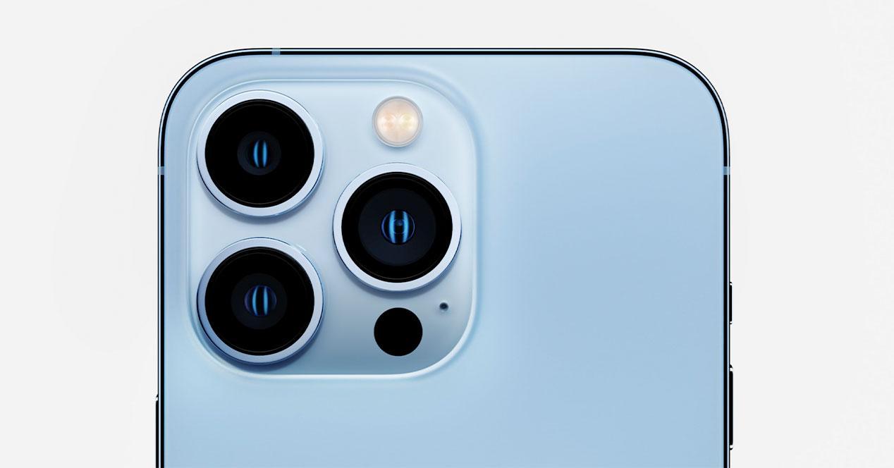 camara iphone 13 pro max