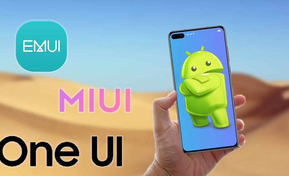 Capas personalización móviles Android
