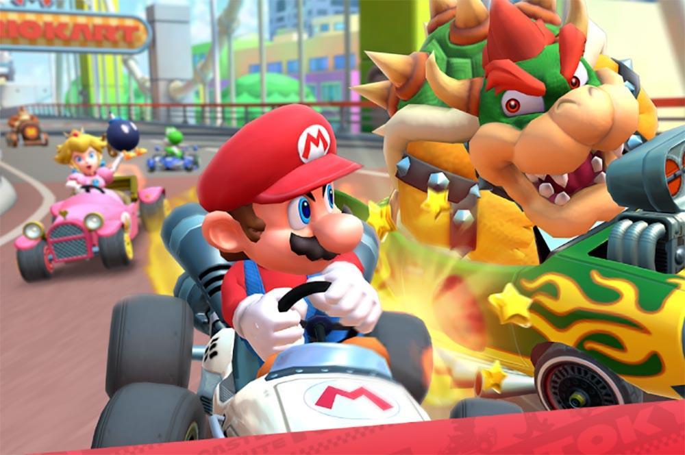 Circuito Mario Kart -kierros