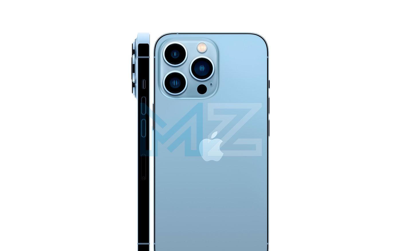 iPhone 13 Pro diseño