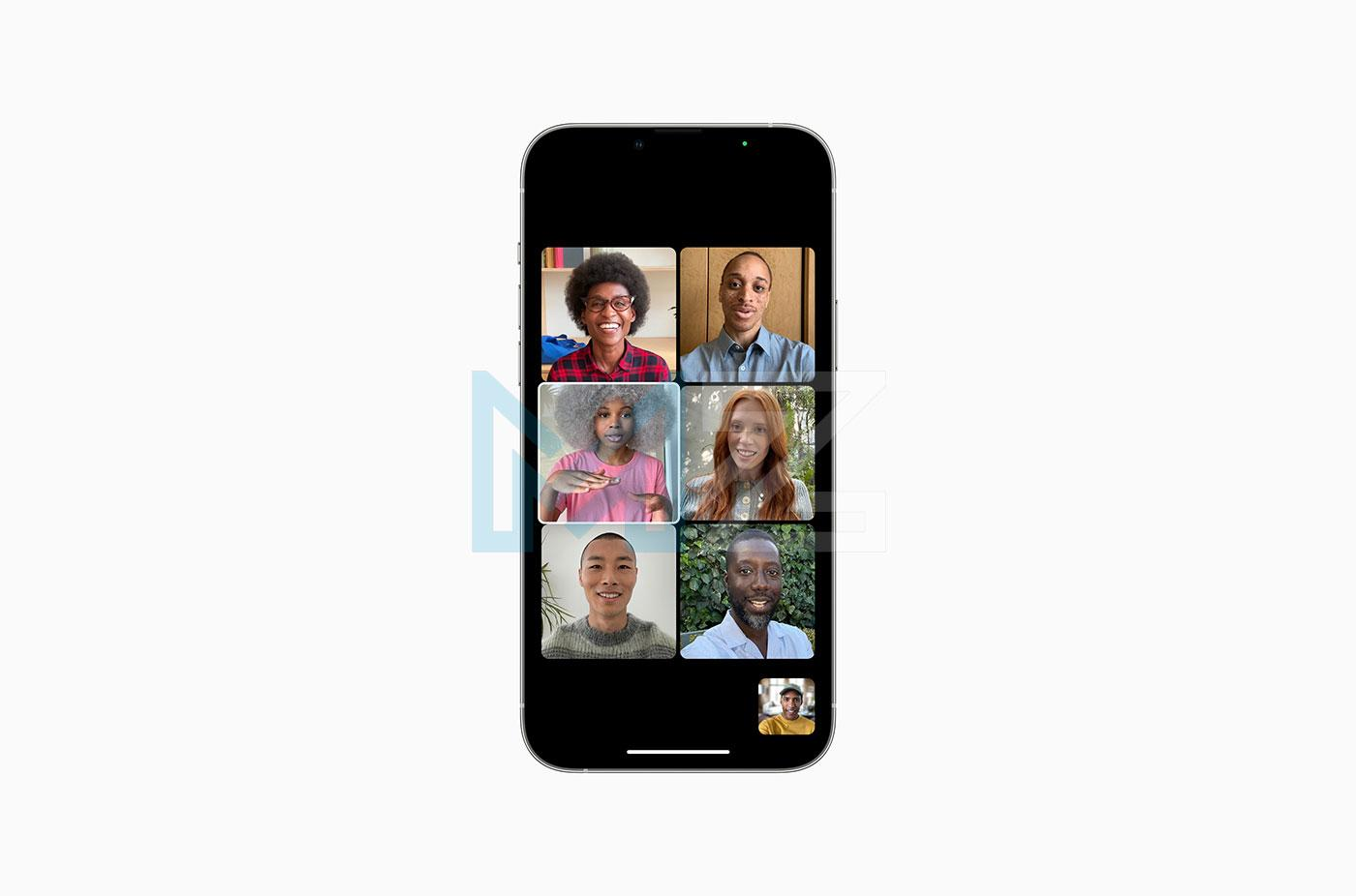 iPhone 13 Pro iOS