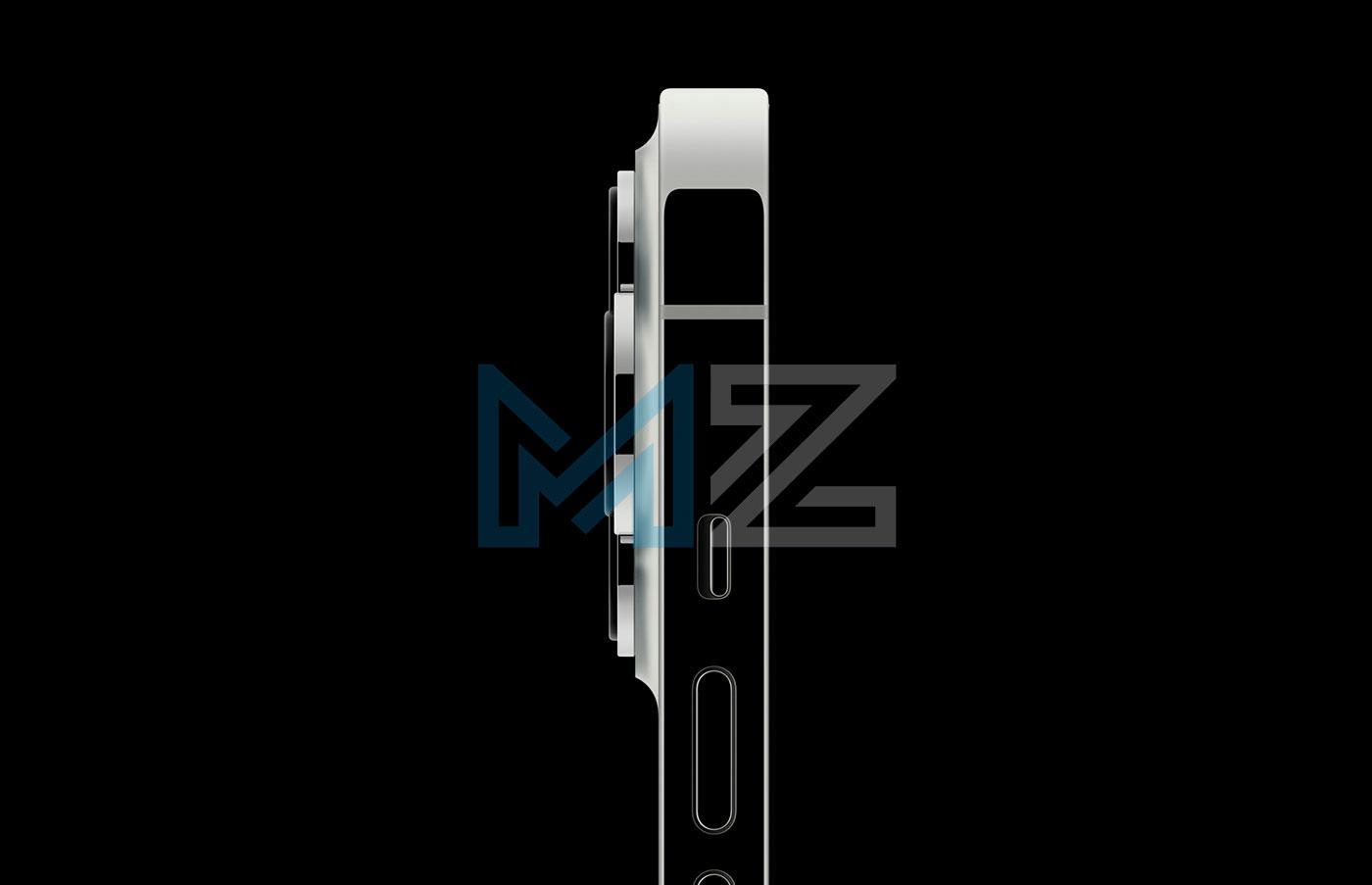 iPhone 13 Pro perfil