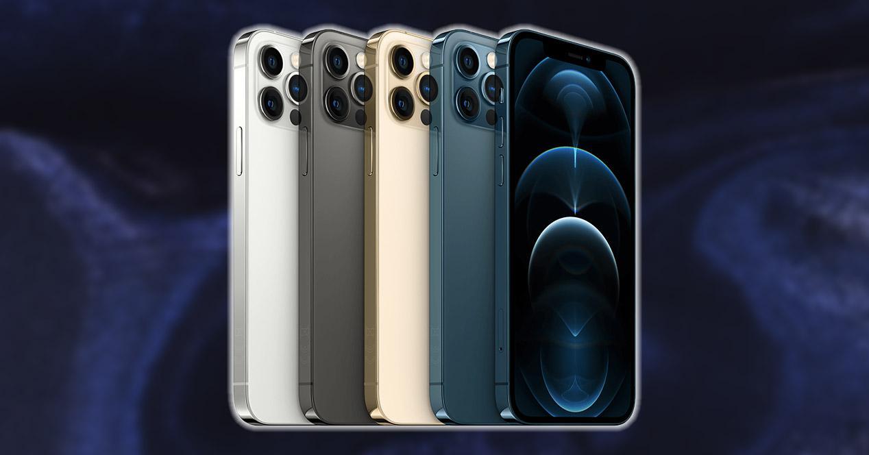 iPhone 13 filtración