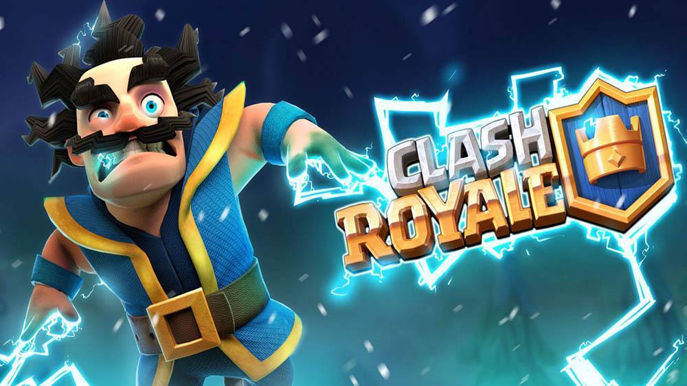Mago eléctrico Clash Royale