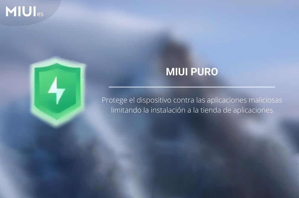 MIUI Puro