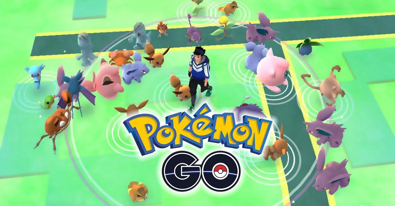 Nidos en Pokémon GO