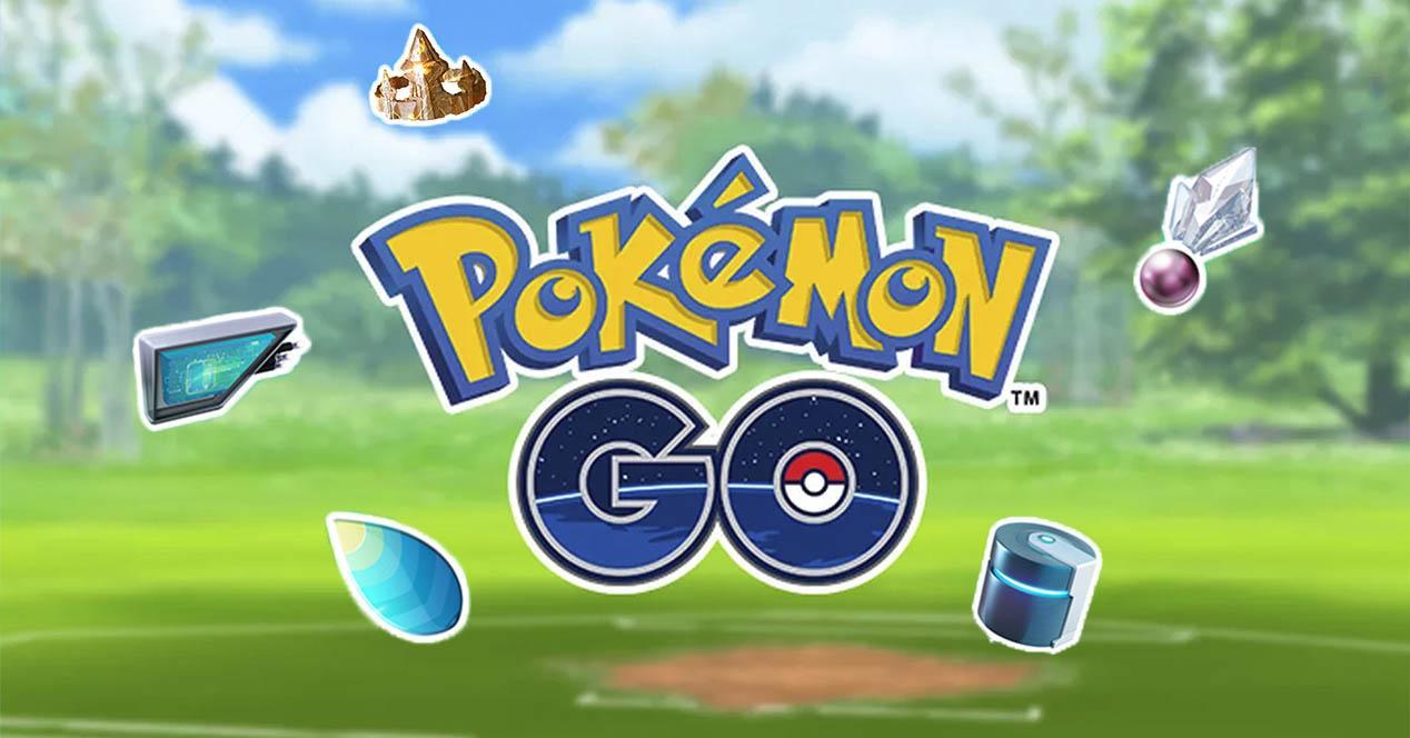 Objetos útiles Pokémon GO