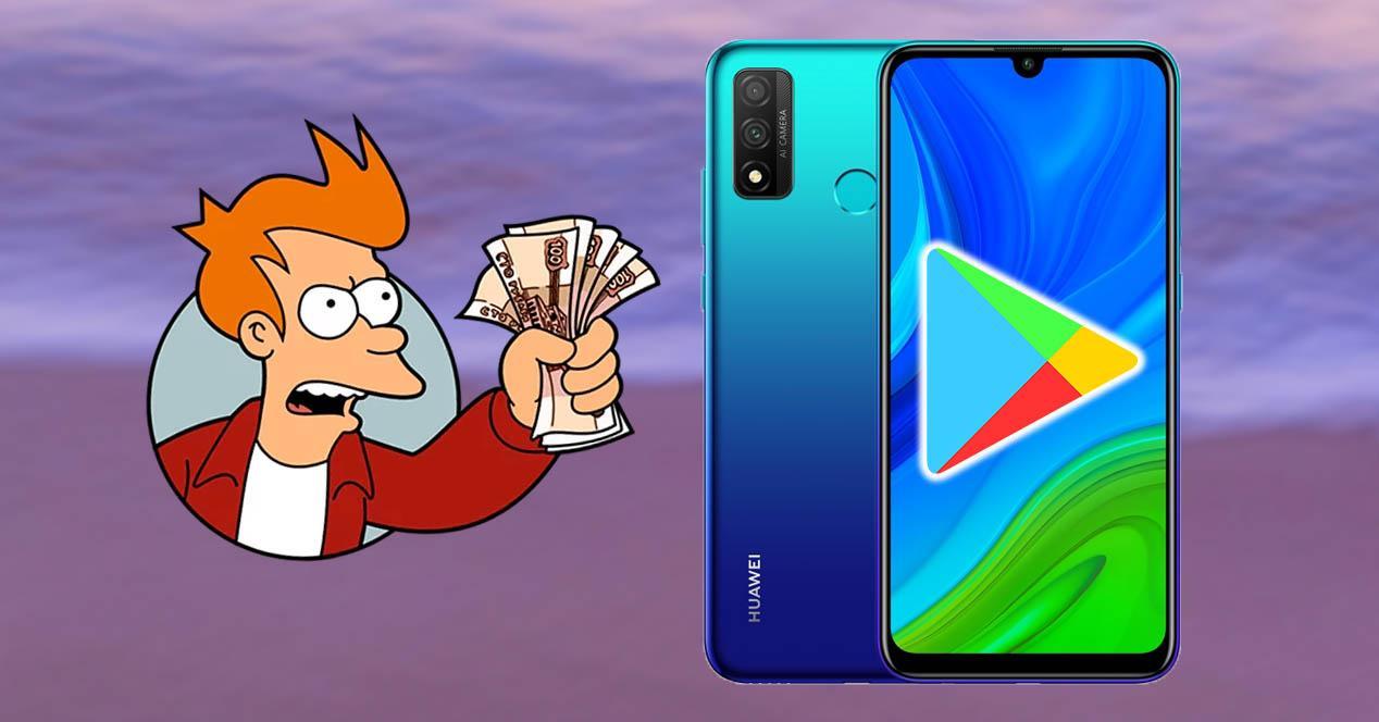Oferta Huawei P Smart 2020