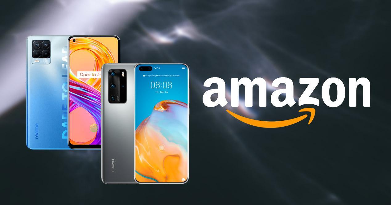 Ofertas móviles Amazon septiembre