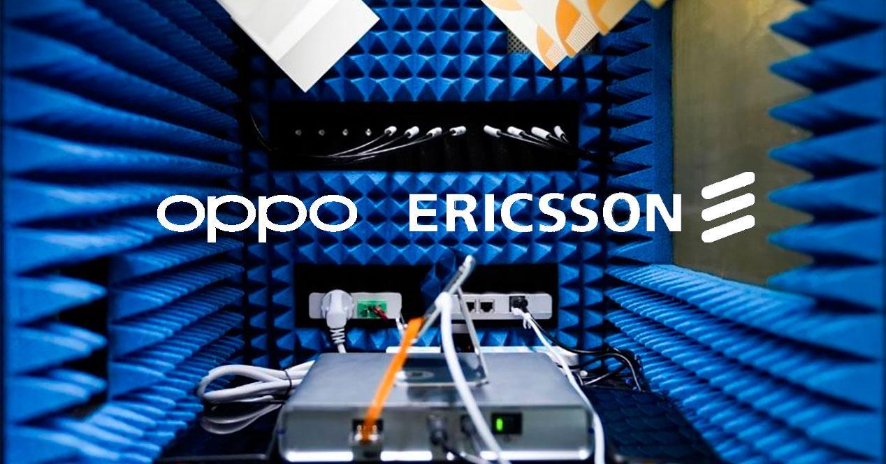 Oppo Ericsson