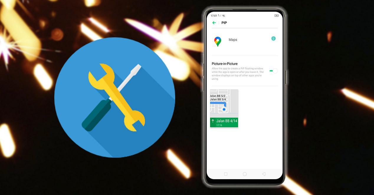 Arreglar PiP móviles Android