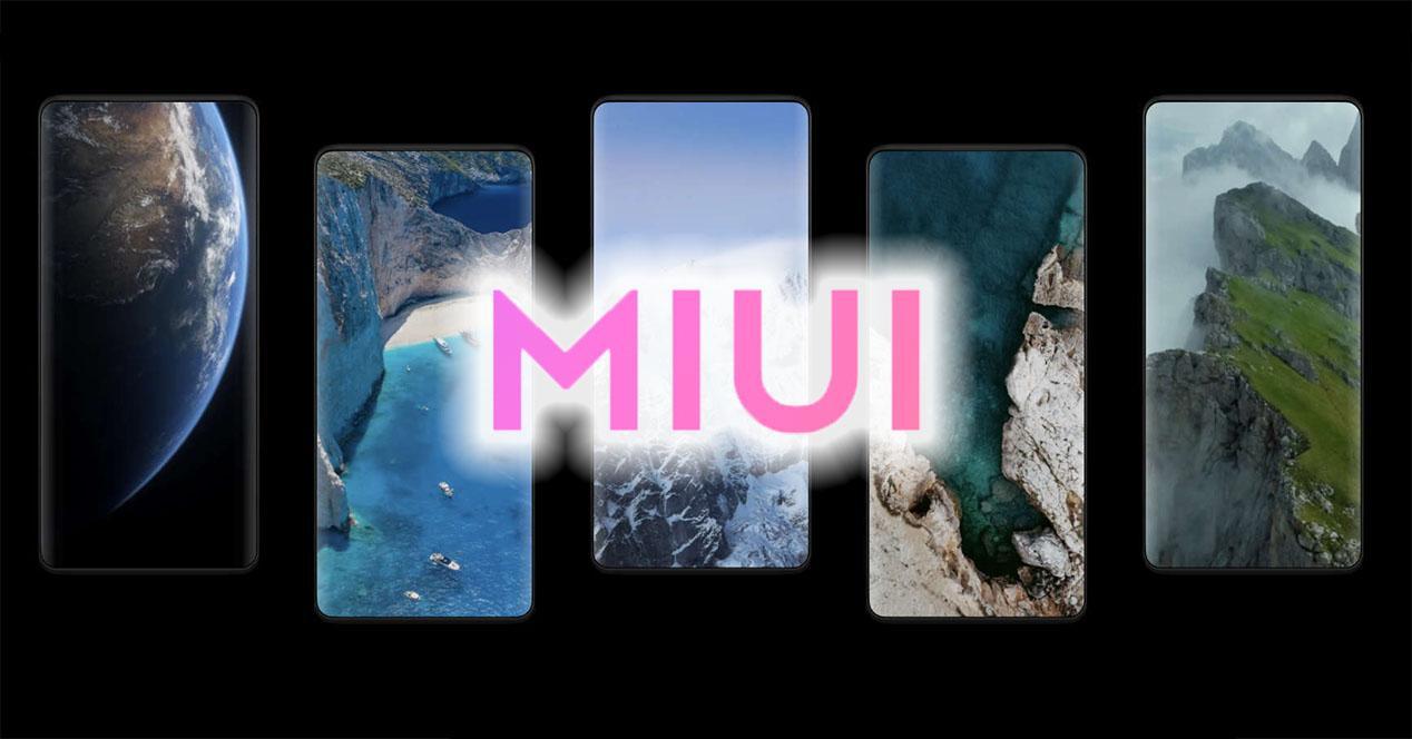 Superfondos de pantalla MIUI móviles Xiaomi
