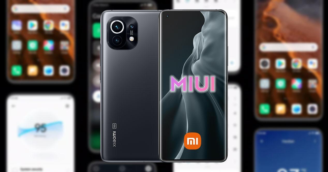 Animaciones y efectos móviles Xiaomi