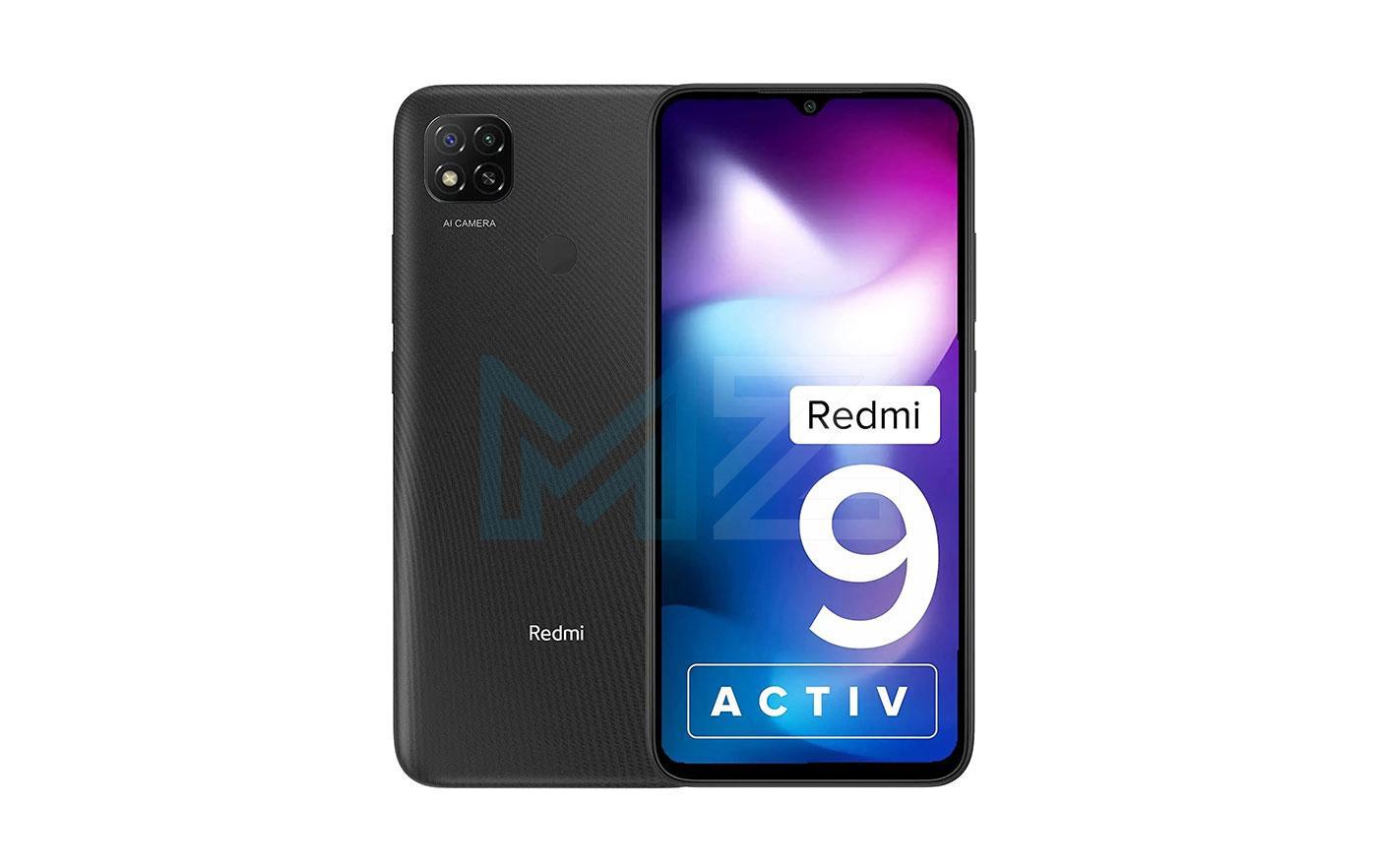 Redmi 9 Activ diseño