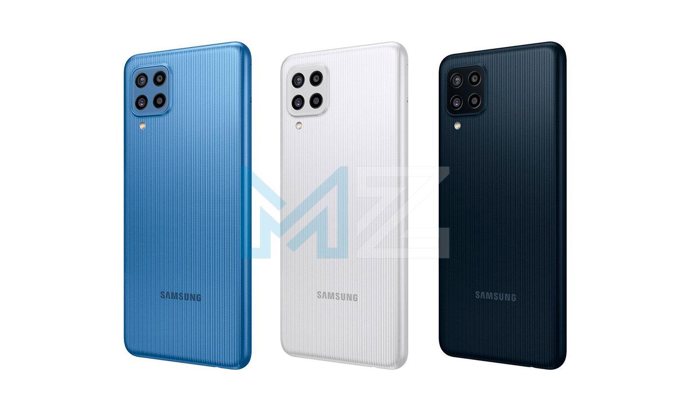 Samsung Galaxy M22 colores