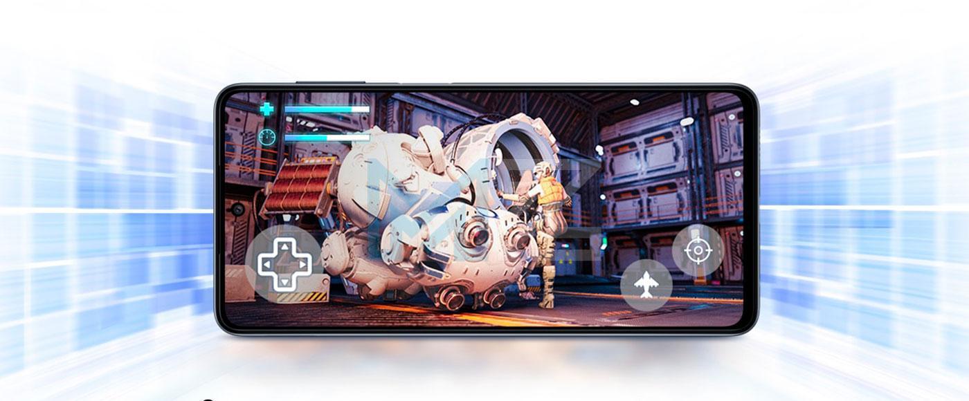 Samsung Galaxy M52 juego