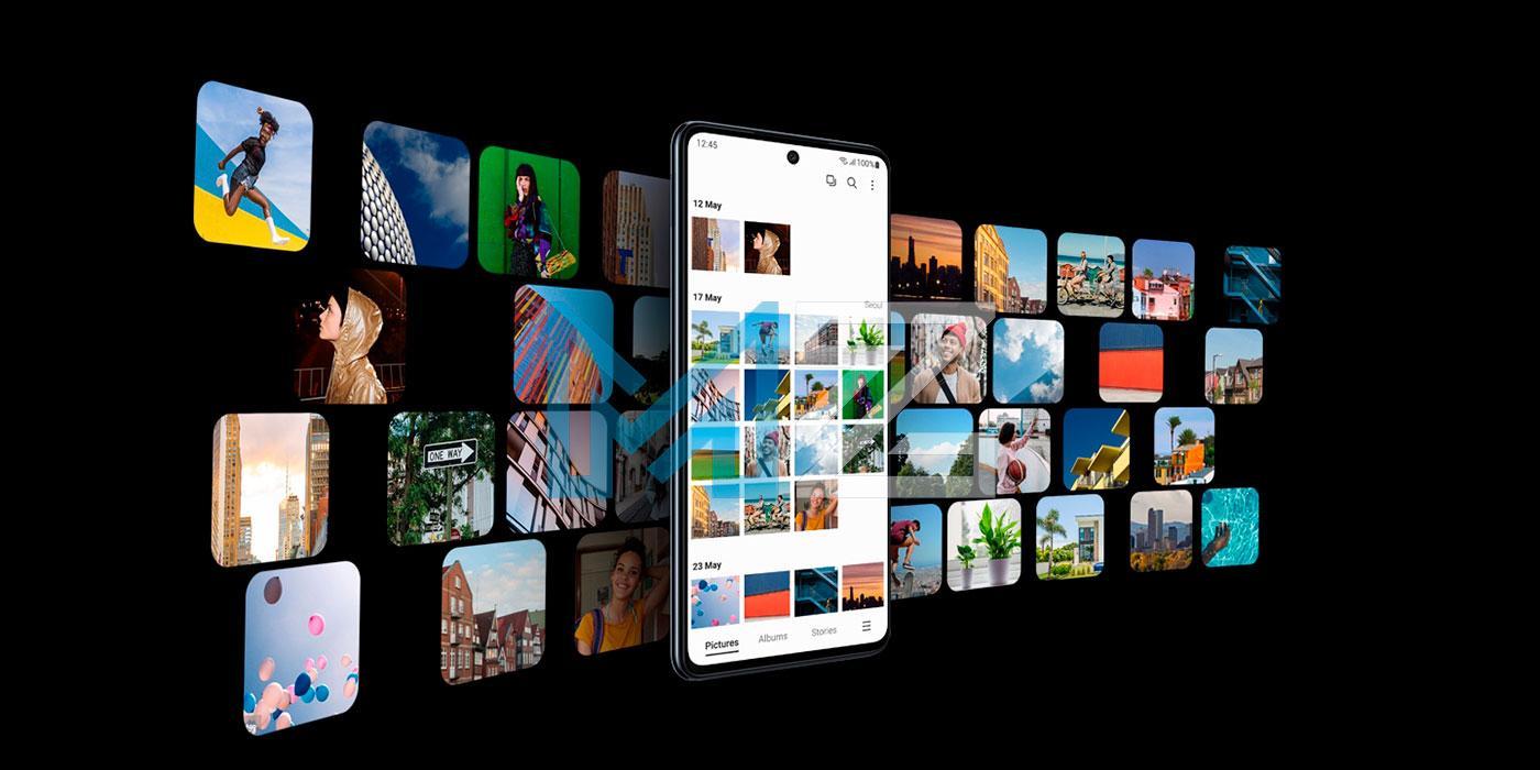 Samsung Galaxy M52 software