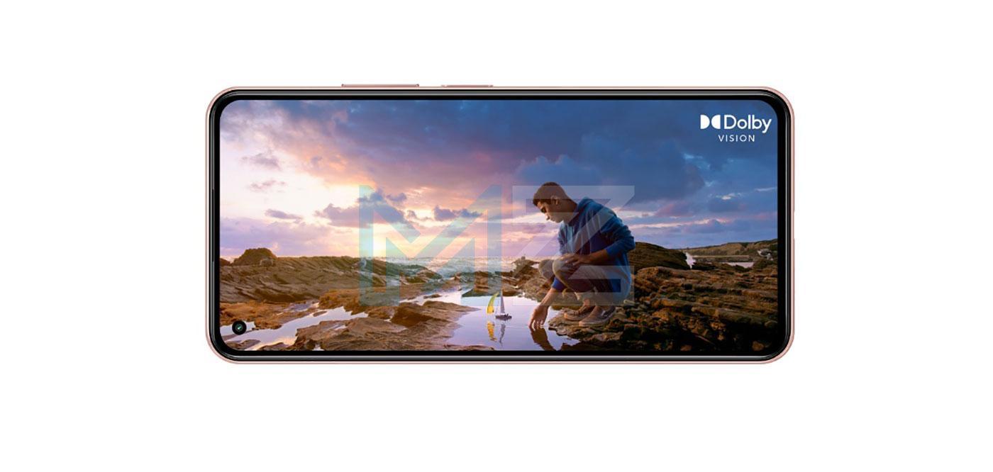 Xiaomi 11 Lite 5G NE pantalla