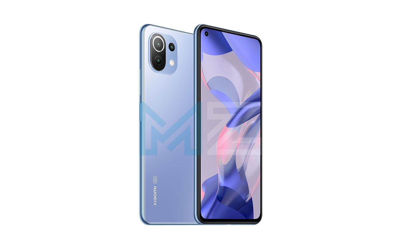 Xiaomi 11 Lite 5G NE azul