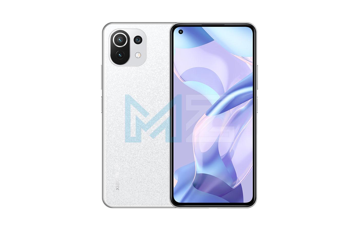 Xiaomi 11 Lite 5G NE blanco