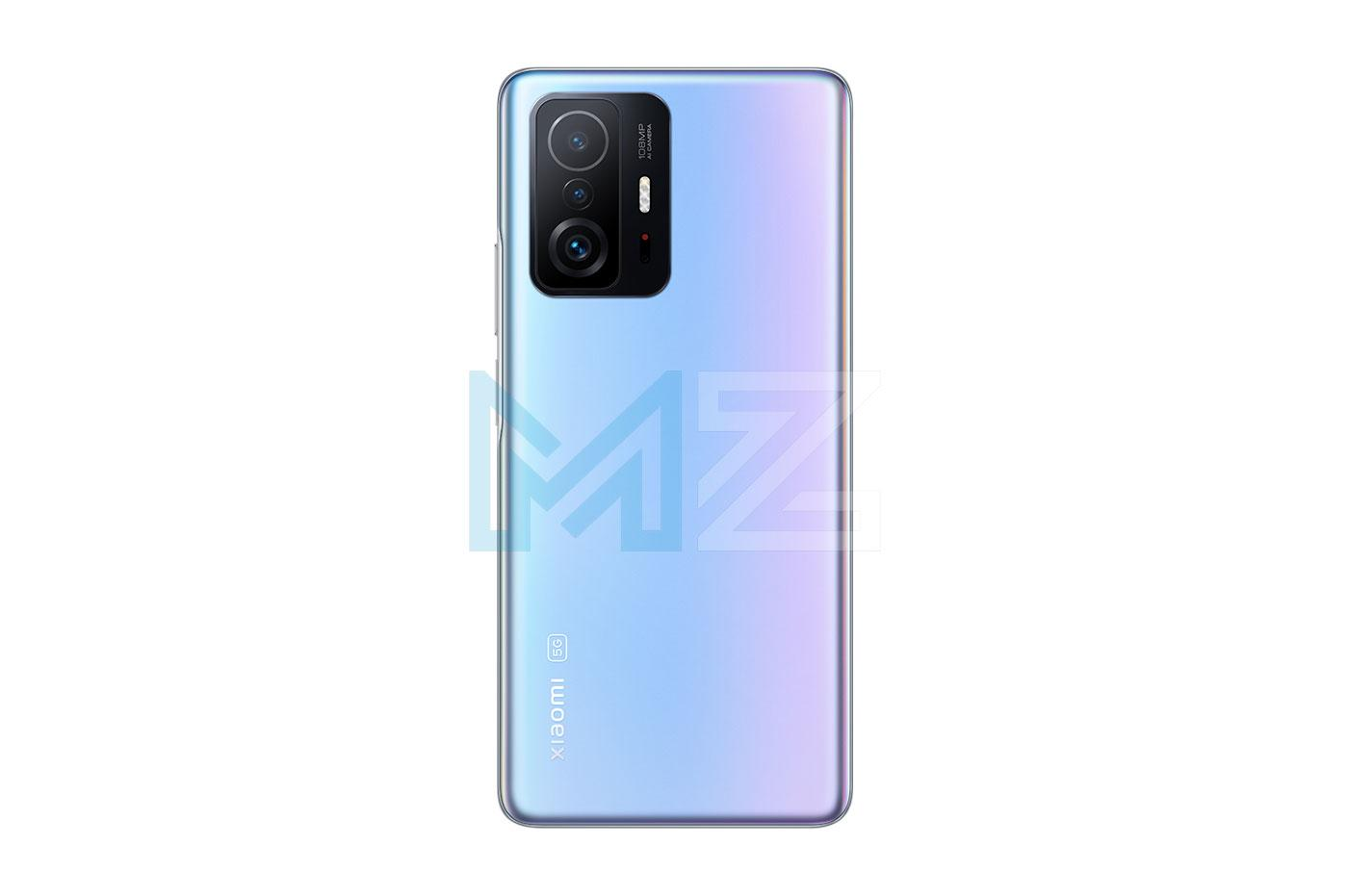 Xiaomi 11T Pro azul