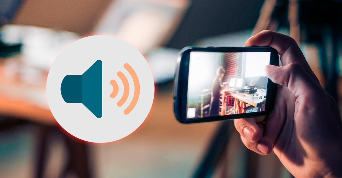 Sonido cámara móviles Android