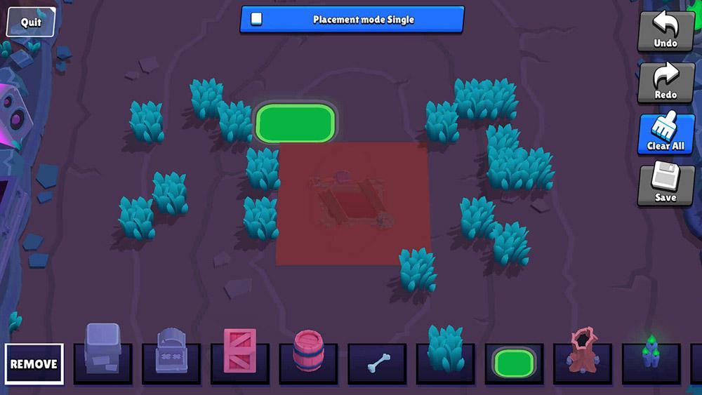 crear mapa Brawl Stars