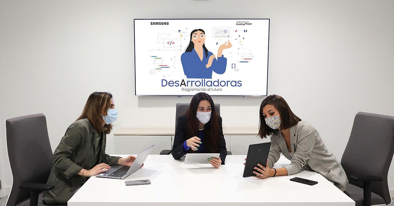 DesArrolladoras Samsung