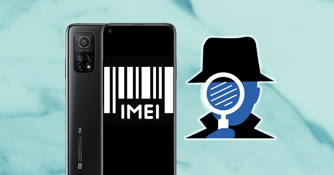 Espiar IMEI móvil