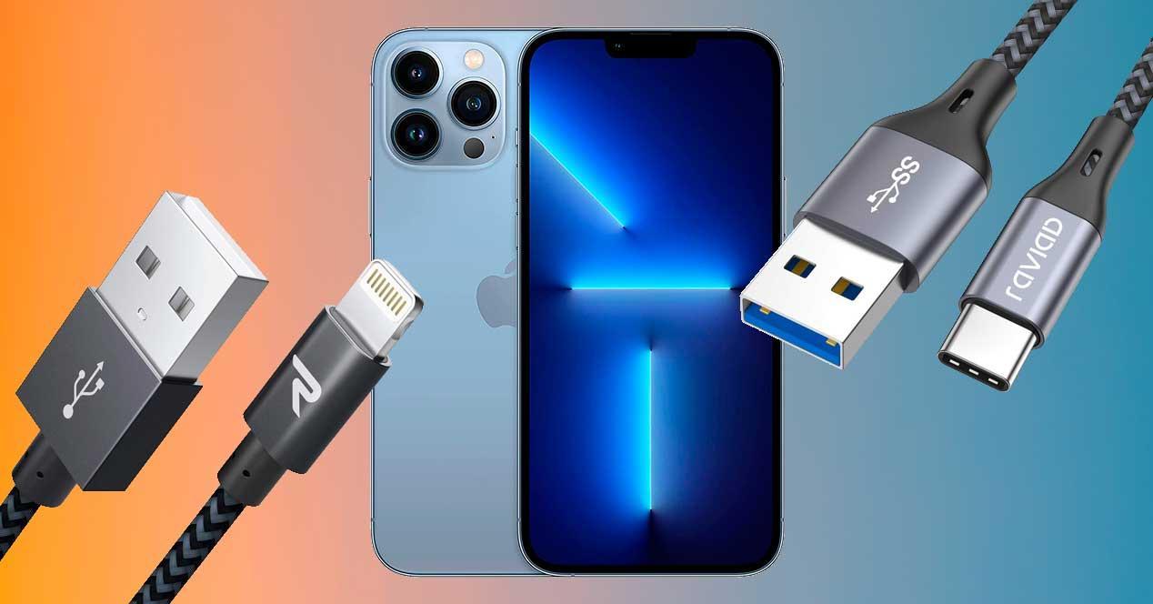 iPhone USB Tipo C