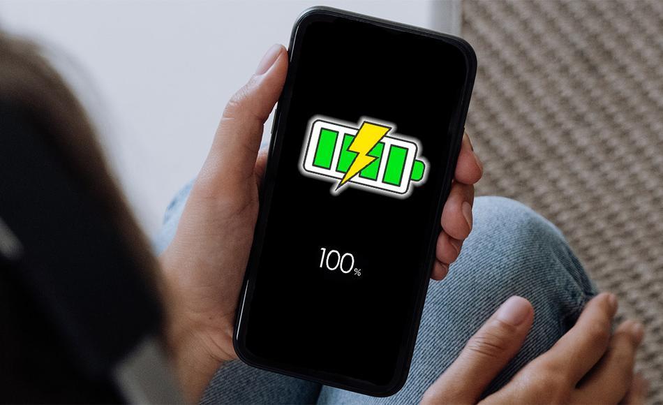 Ver salud batería del móvil